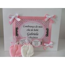 Caixa Personalizada 30 Lembrancinhas Maternidade/chá De Bebê
