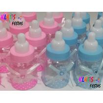 40 Mini Mamadeira Lembrancinha Cha De Bebe Maternidade