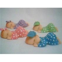 Bebê Bumbum Em Biscuit - 30 Unidades
