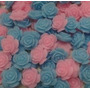 20 Mini Sabonetes Rosinhas Lembracinhas/ 10g