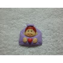 Imã De Geladeira Bebê Em Biscui No Envelope