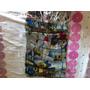 Cachecol Para Frio De Lã Fino - Colorido Com Desenhos