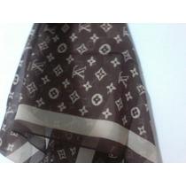 Lenço Louis Vuitton + Frete Grátis - Código 023