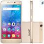 Celular Lenovo Vibe K5 4g 16gb Câmera 13mp Dual Dourado