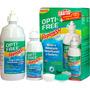 Kit Opti-free Para Lentes Contato 300ml + 120ml + Estojo