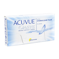 Lentes De Contato Acuvue Oasys Com Hydroclear® Plus