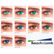 Optima Natural Look - Anual - Com Grau - Bausch & Lomb