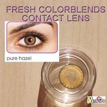 Olhos Cosplay - Lens Pure Hazel Natural- Pronta Entrega