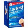 Lactaid Fast Act 60 Cápsulas Original Lacrado Importado Into