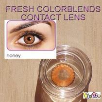Olhos Cosplay - Lens Mel Natural- Pronta Entrega