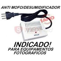 Anti Mofo E Desumidificador Ideal P/equipamento Fotográfico