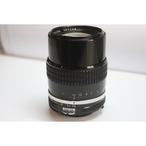 Lente Nikon 135mm 3.5