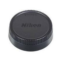 Tampa Traseira Para Lente Nikon