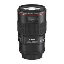 Canon Ef 100mm F/ 2.8l Is Usm Macro Estabilizador Auto Foco