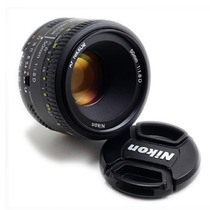 Lente Objetiva Nikon Nikkor 50mm F/ 1.8 D Af D90, D7000 D600