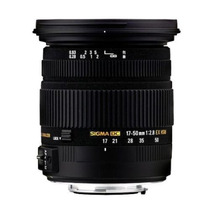 Sigma Lente Nikon 17-50mm F/2.8 Ex Dc Os Hsm