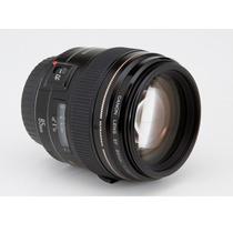 Lente Canon 85mm F/1.8 Ef Usm Produto A Pronta Entrega S.p..
