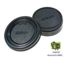 Tampa Protetora Para Nikon Slr / Dslr