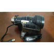 Lente Canon Yj18x9b4 4x3 If18x P Filmadoras