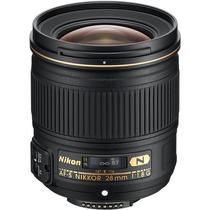 Lente Nikon 28mm F/1.8g Af-s Nikkor