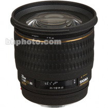 Lente Sigma Nikon 28mm F/1.8 Ex Dg Df Grande Angular