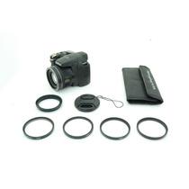Kit Lentes Macro Fuji S3300 S4000 S4500 Sl300 58mm Filtros
