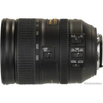 Lente Nikon Af-s 28-300mm Vr D610 D810 D800 D600 D700 D4 D3
