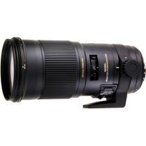 Lente Sigma Nikon 180mm F/2.8 Apo Ex Dg Os Hsm Macro