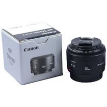 Lente Canon Ef 50mm F/1.8 Ii Eos F1.8 Pronta Entrega