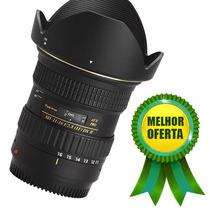 Lente Objetiva Tokina Canon 11-16mm Dx2 Ultra Grande Angular