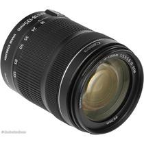 Lente Canon Ef-s 18-135mm F/3.5-5.6 Is Stm - Nova E Garantia