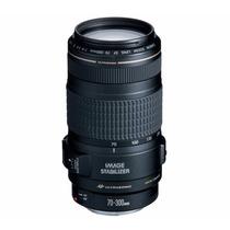 Canon Ef 70-300mm F/4-5.6 Is Usm Teleobjectiva De Zoom
