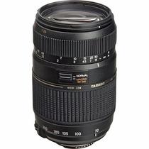 Lente Tamron 70-300mm F/4-5.6 Di Ld Macro Para Nikon