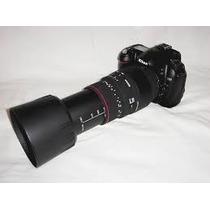 Lente Sigma For Canon Af 70-300mm F/4-5.6 Com Frete Grátis