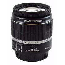 Lente Canon Ef-s 18-55mm F/3.5-5.6 Is Stm Pronta Entrega