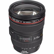 Lente Canon 24-105mm F/4l Is Ef Usm Af