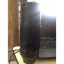 Lente Nikon 70-300 F/4.5-5.6 G If-ed Af-s Vr