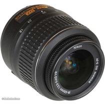 Lente Nikon Nikkor 18-55mm F/3.5-5.6g Vr - Nota Fiscal!