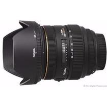 Lente Sigma 24-70mm F2.8 If Ex Dg Hsm Para Canon / Nikon+ Uv