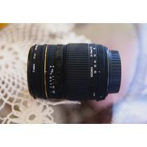 Lente Sigma Para Canon 28-70mm F2.8 + 3 Brindes