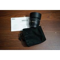 Lente Nikon 50mm F/1.4g Af-s (excelente P/ Retratos) 1.4 G