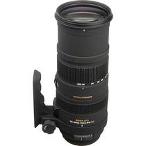 Lente Sigma Canon 150-500mm F/5-6.3 Dg Os Hsm Apo