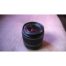 Lente Zoom 18-55mm 1:3.5-5.6 Ii Canon Ef-s