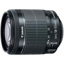 Lente Canon Ef-s 18-55mm F/3.5-5.6 Is Stm Com Nfe Garantia