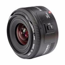 Lente Yongnuo 35mm F2 Para Canon