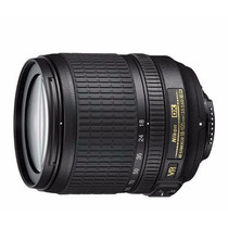 Lente Nikon Af-s 18-105mm Vr. Produto Novo E Original Nikon