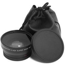 Lente Macro Grande Angular 0.45x Canon Eos 67 Mm 18-135 Mm