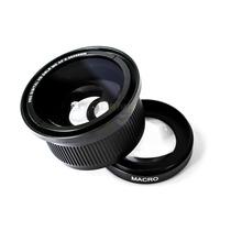 67mm Fisheye Olho De Peixe Nikon D7000 D7100 D7200 18-140mm