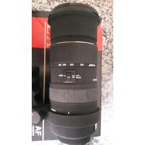 Lente Sigma Nikon 50-500mm F/4-6.3 Apo Dg Hsm