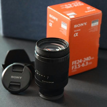 Lente Sony Fe 24-240mm F3.5-6.3 Oss (fantástica) Sel24240 Sp